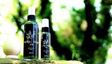 ヴィーガンのアロマスプレーで自然の香りと抗菌作用をもっと暮らしに