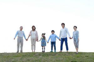 家族3世代