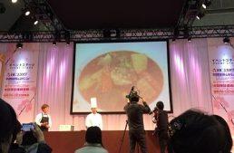 日本でも!東京ビックサイト展示会でヴィーガン食のデモンストレーション