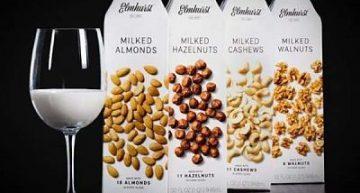乳製品の企業が植物性ミルクメーカーとして復活