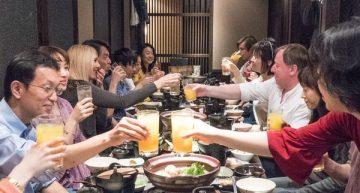 【イベント】居酒屋ベジ会3回目が開催決定!6/17@有楽町!