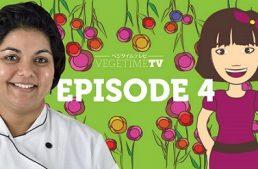 ベジをPOPに発信するベジタイムTV4作目完成!