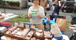 静岡市のビーガン朝市「YamYamYam Vegan Market」