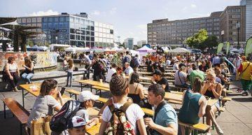 65000人が来場。盛大なヴィーガン祭りがベルリンで開催されました!