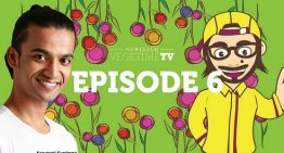 素敵なベジタリアンを紹介するベジタイムTV6作目!ヨガの先生をインタビュー!