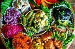 """色とりどり栄養いっぱい""""ココロとカラダに優しいキレイ食""""宇都宮にあるヴィーガンデリのお店"""