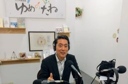 人気Facebookページ「男ベジ」を運営するTOSHIさんがラジオデビュー