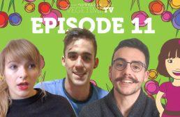 ベジタイムTV11作目は、3人が登場!全く違う3人がヴィーガンの理由は?