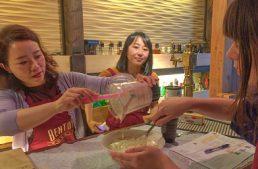 和食を知れる!居心地のいいヴィーガン料理教室