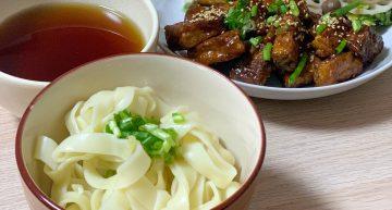 ヴィーガンめんつゆでご飯が進む!クリスピーみたらし豆腐