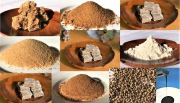 ヴィーガンの砂糖のラインナップ!沖縄の加工黒糖会社がすべての商品にヴィーガンマークを取得