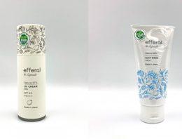 ヴィーガンの化粧品シリーズに新商品!ナチュラル素材で紫外線ケア&毛穴・角質ケア