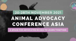 アジアで活躍する動物のための活動家による講演。カンファレンス開催